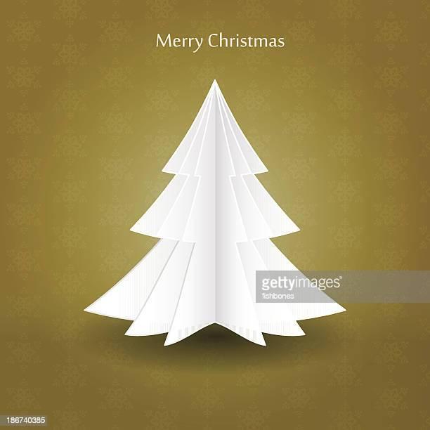 Christmas applique tree