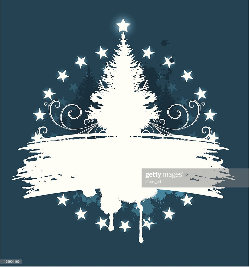 Christmas Background : Vector Art