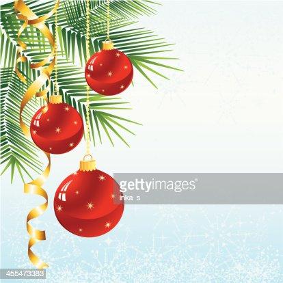 Christmas background : Vector Art
