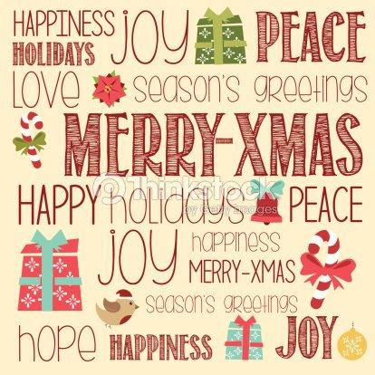 Christmas card seasons greetings vector art thinkstock christmas card seasons greetings vector art m4hsunfo