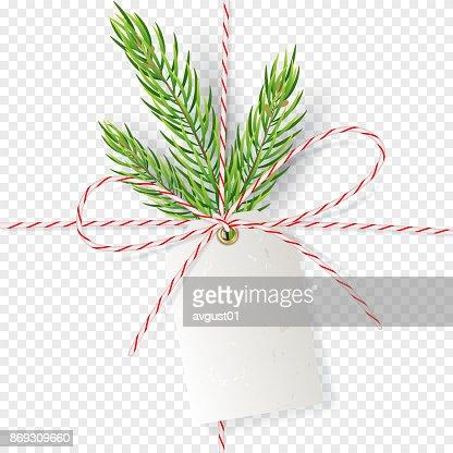 Weihnachten Geschenk Bogen auf transparenten Hintergrund : Vektorgrafik