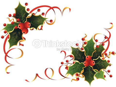 Christmas Holly Vector.Christmas Holly Vector Art Thinkstock