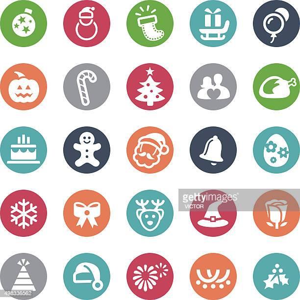 Icone di Natale-Serie Bijou