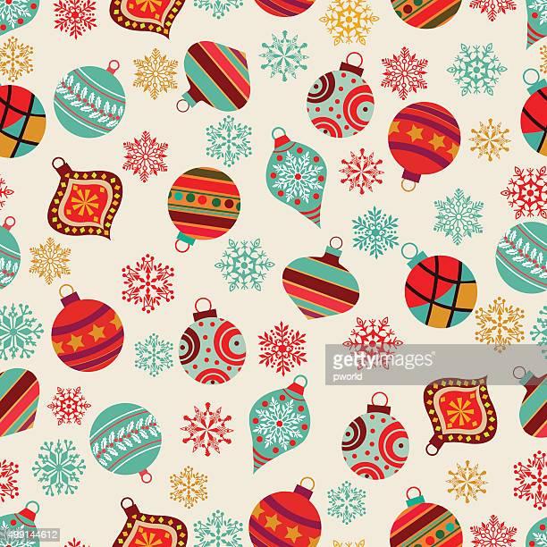 Christmas pattern .