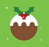 Christmas card concept designs created in illustrator and easily editable.