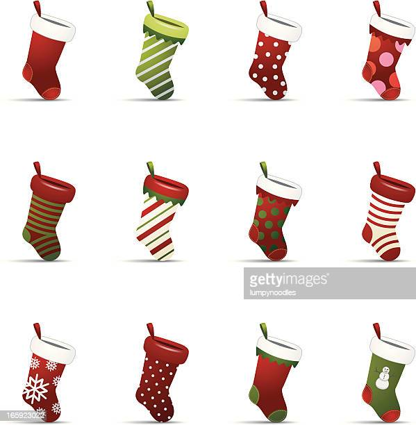 Christmas Stocking Icons