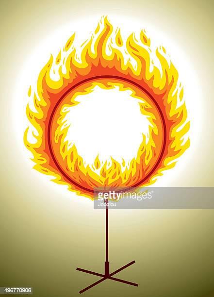 Kreis des Feuers
