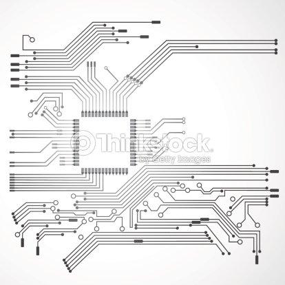 Circuit Board Vector Art   Thinkstock