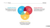 Circular diagram slide template. Business data. Graph, diagram. Creative concept for infographic, project. Can be used for topics like analysis, research