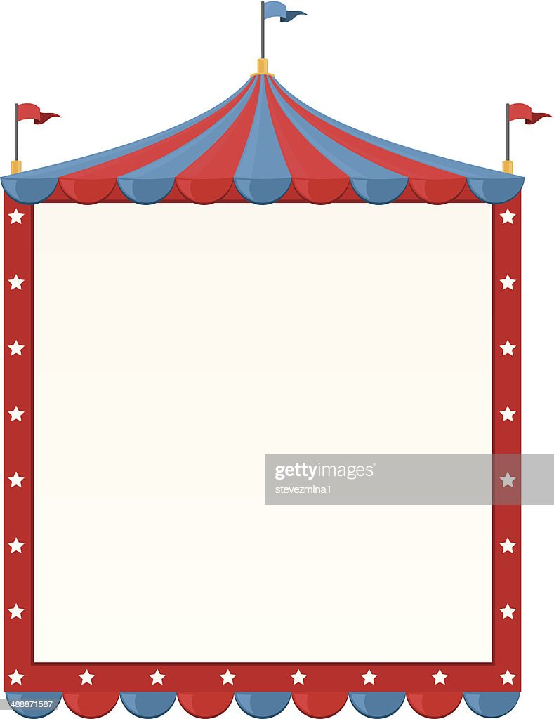 Circus Border Vector Art | Getty Images