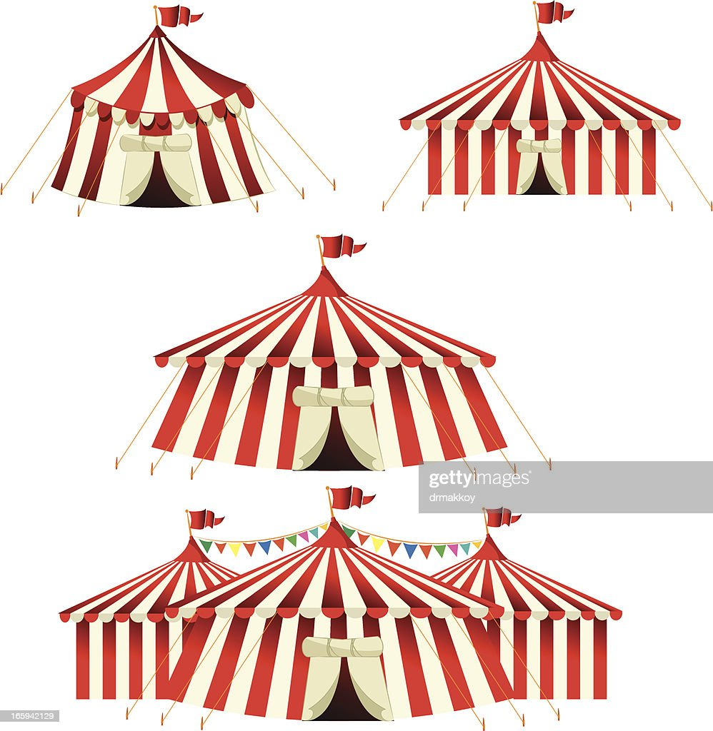 Circus Tent Vector Art | Getty Images