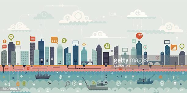 City Online Linear