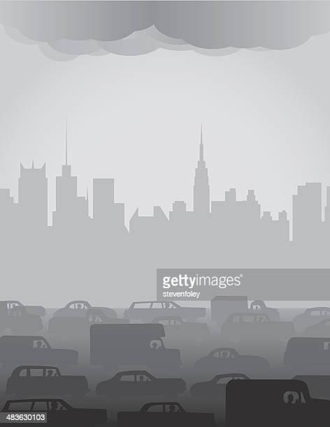 City Smog or Fog