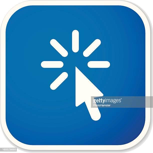 click sq sticker