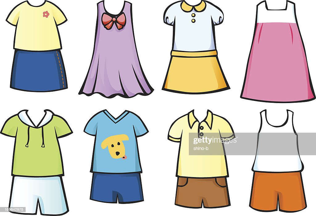 How to Buy Clothes for Children