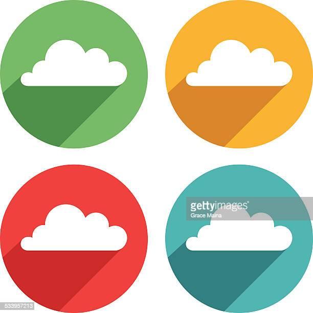 Cloud Icon-Vektor