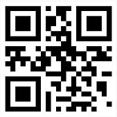 QR Code vector with shopping word.