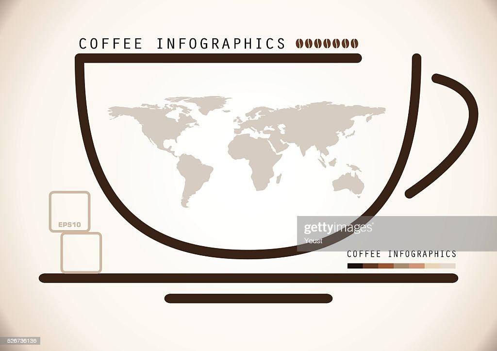 coffee-infographics-vector-id526736136