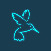 Vector isolated set of flying birds with spread flittering wings. Swallow, parrot or dove bird symbol of freedom and peace or interior decor design.eps 8.eps 10