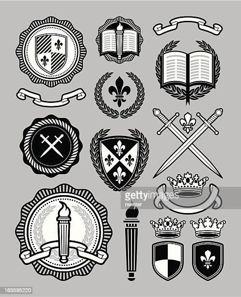 Collegiate style collection