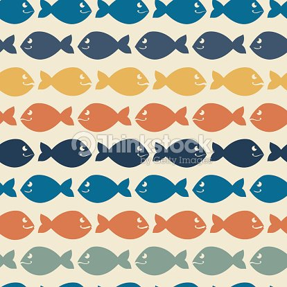 poisson de couleur abstrait papier peint patternbackgroundvintage clipart vectoriel thinkstock. Black Bedroom Furniture Sets. Home Design Ideas