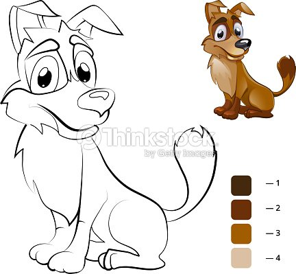coloring book for preschool children vector art - Child Drawing Book
