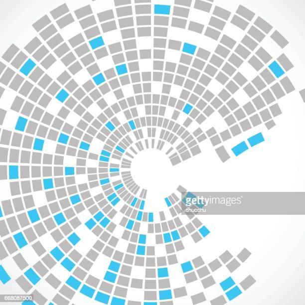 Hintergrund Farbe drehen Check Technologie