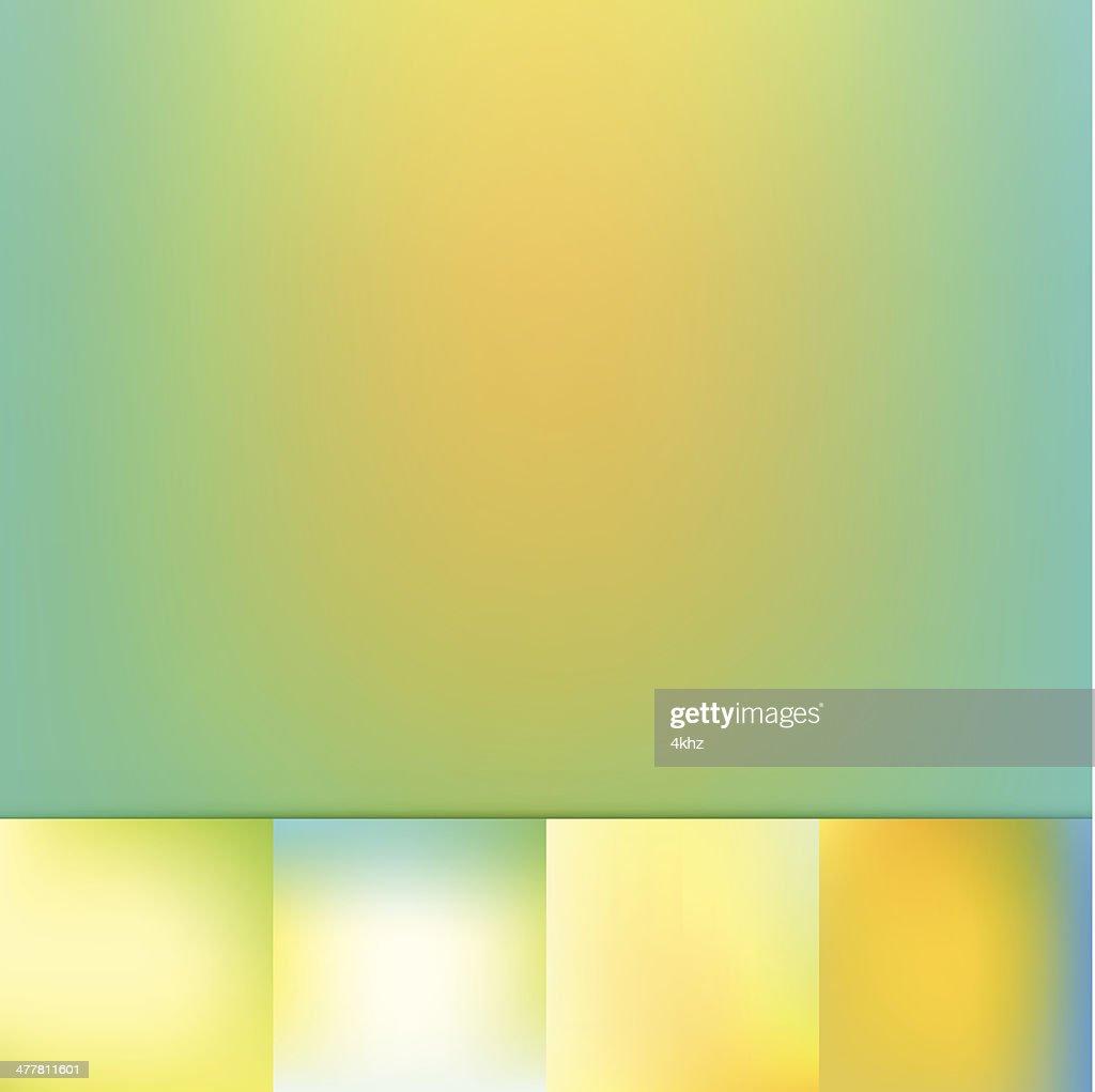 Color trends defocus summer sky colors soft vector for Colour trend wallpaper