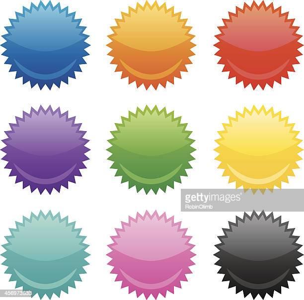 Colorful Emblems