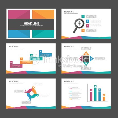 Flat design presentation quantumgaming colorful infographic elements presentation template flat design powerpoint templates toneelgroepblik Image collections