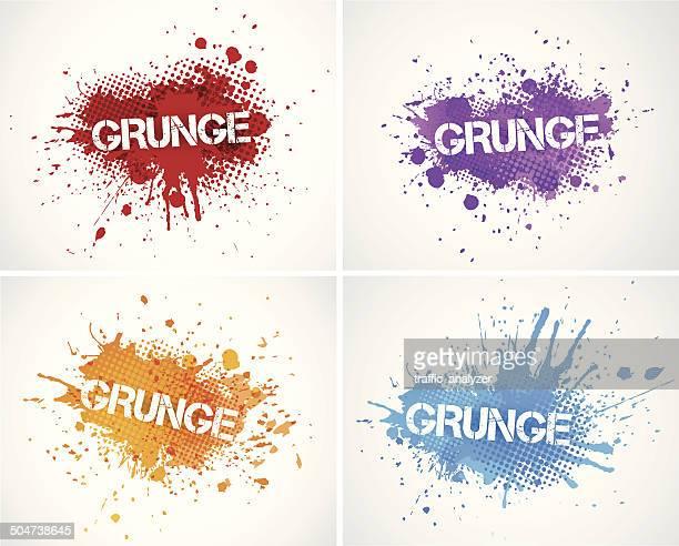 Spruzzi colorati