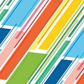 colorful stripe pattern background design vector