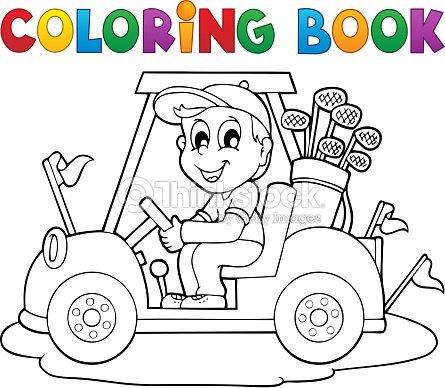 Libro Para Colorear 2 Temático De Deportes Al Aire Libre Arte ...