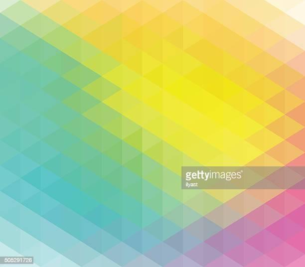 Bunten geometrischen Hintergrund