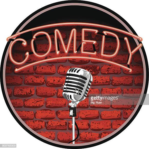 comedy club icon