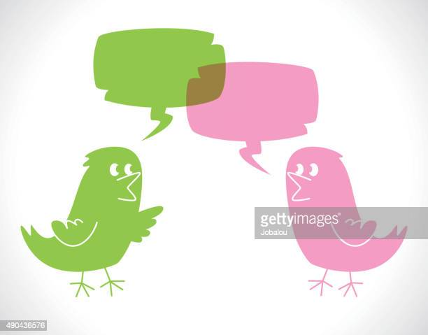 Communication Between Birds