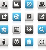 Vector icons for your web or software development.