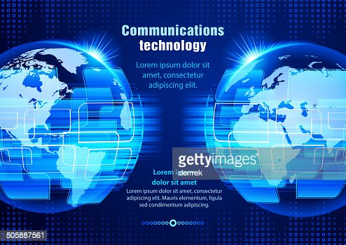 communication technology Using technology in communication has become a necessity, it's now part of our lives people communicate through emails, faxes, mobile phones, texting services.