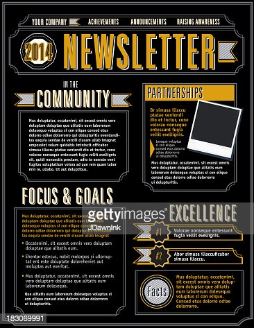 Sample Company Newsletter Picture Sample Newsletters Cmta Matching