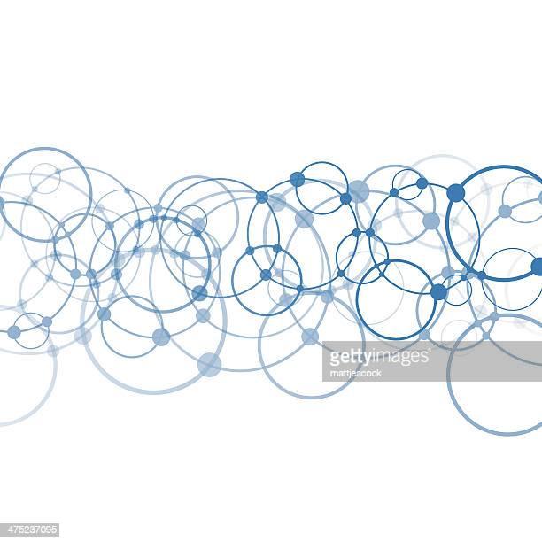 Complex circle network
