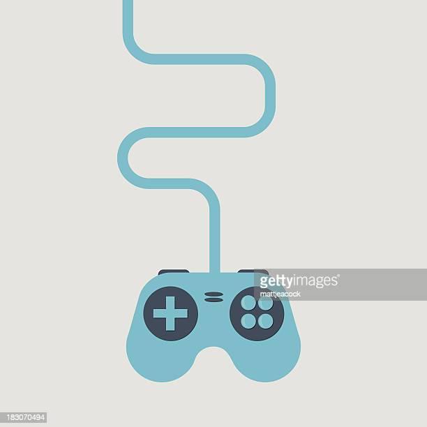 Computer game controller