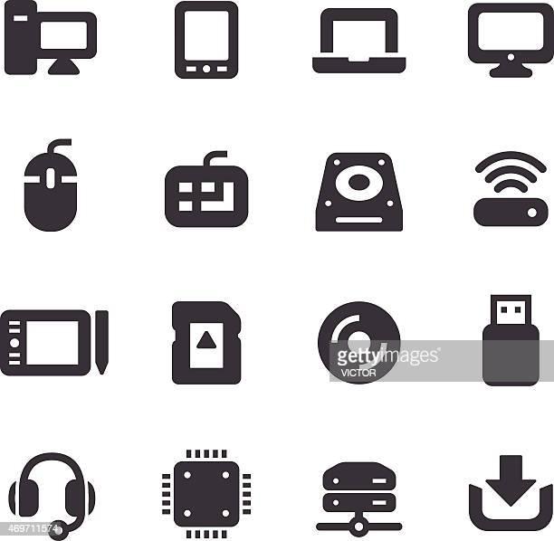 Computer Icon - Acme Series