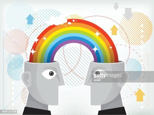 LGBT concept