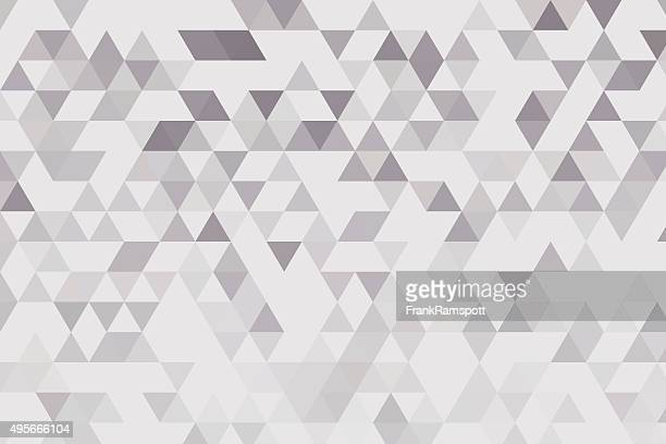 Concrete Triangle Gradient Pattern