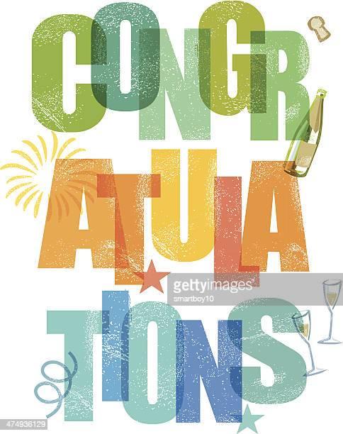 Herzlichen Glückwunsch!