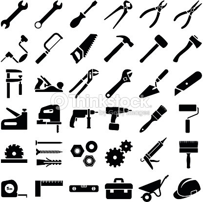 construction and work tool vector art thinkstock
