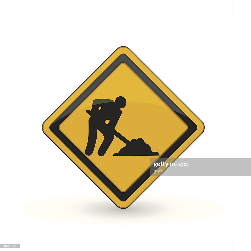 Construction Site Vector Art | Getty Images