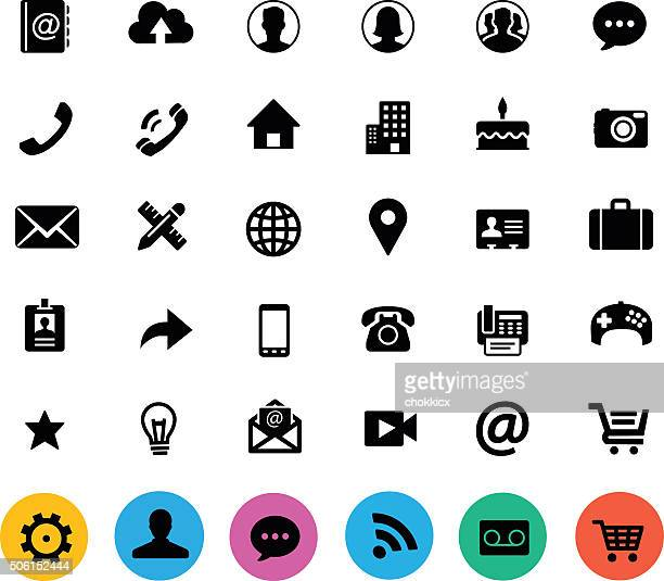 CONTACT_FlatIcon_Set_v2