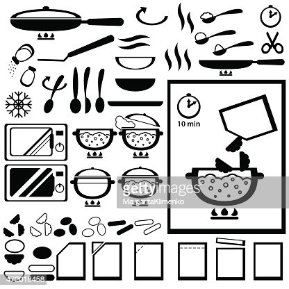 Cooking Instruction For Design Of Semifinished Products