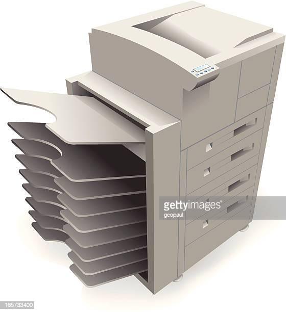 ImagesVideoコピー機のイラスト素材と絵